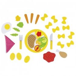 Goki - 51642 - Zestaw Lunchowy - Lunch