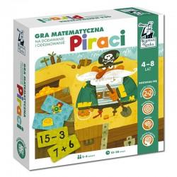 KAPITAN NAUKA Piraci - Gra Matematyczna na Dodawanie i Odejmowanie 6676