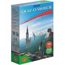 Alexander Mini Quiz o Świecie