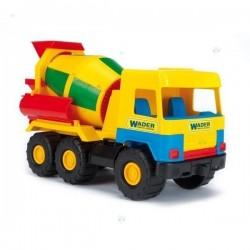 WADER 32001 - Pojazdy Middle Truck - BETONIARKA