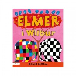 Publicat Książeczka Do Czytania ELMER I WILBUR 3345
