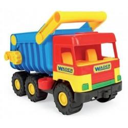 WADER - 32051 - Pojazdy - Middle Truck - Wywrotka