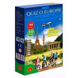 Alexander Mini Quiz o Europie