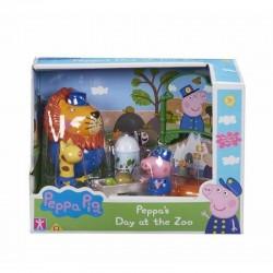Świnka Peppa DZIEŃ W ZOO 071707