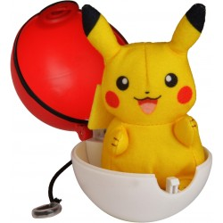 POKEMON Figurka Kolekcjonerska Pop Action POKE BALL + PIKACHU 95081