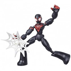 Spider-Man Band and Flex FIGURKA MILES MORALES E7687