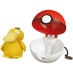 POKEMON Figurka Kolekcjonerska Pop Action POKE BALL + PSYDUCK 95102