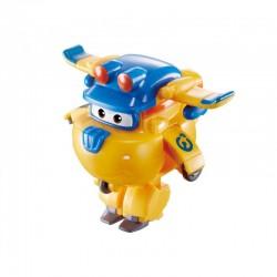 SUPER WINGS Figurka Transformujący Robot Samolot ŚRUBEK DONNIE 730012