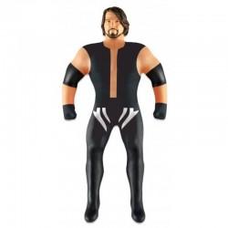 WWE Wrestling FIGURKA STRETCH Aj Styles Czarny Kostium 06987