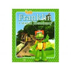 Wydawnictwo Debit Literatura Dziecięca FRANKLIN I STATEK KOSMICZNY 678646