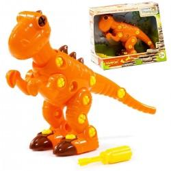 WADER POLESIE Dinozaur Tyranozaur Do Skręcania 77158
