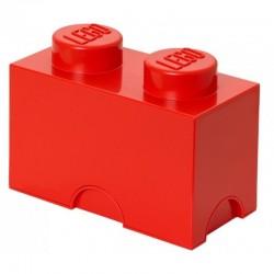 LEGO 4002 Pojemnik 2 na Zabawki CZERWONY