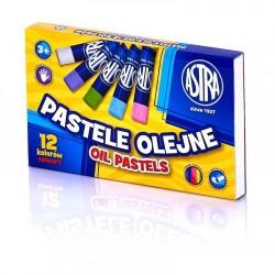 ASTRA Pastele Olejne 12 Kolorów 0771