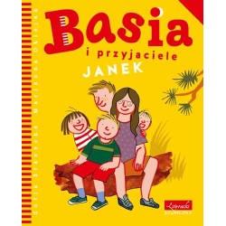 EGMONT Książka dla Dzieci Literatura Dziecięca BASIA I PRZYJACIELE Janek 137110
