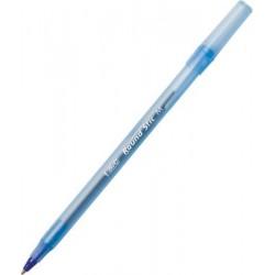 BIC Round Stic M Blue Długopis Niebieski 42788