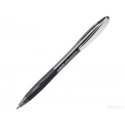 BIC Atlantis Soft Clic Black Długopis Czarny 82806
