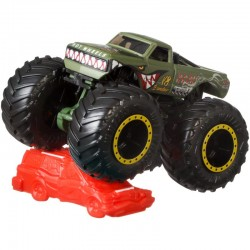 Mattel HOT WHEELS Monster Trucks V8 BOMBER GJF01