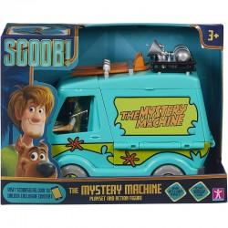 SCOOBY-DOO Mystery Machine Wehikuł Tajemnic + Figurka Kudłatego 07190