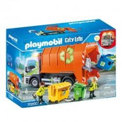 PLAYMOBIL City Life 70200 ŚMIECIARKA
