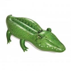 Bestway - 41010 - Krokodyl do Pływania - Zielony - 168 cm x 89 cm