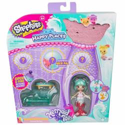 Shopkins Happy Places Sweetie Sprinkles Mermaid Podwodny Salon HAP33000