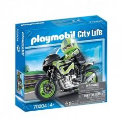 PLAYMOBIL City Life 70204 WYCIECZKA MOTOCYKLOWA