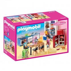 PLAYMOBIL Dollhouse 70206 RODZINNA KUCHNIA