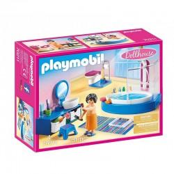 PLAYMOBIL Dollhouse 70211 ŁAZIENKA Z WANNĄ