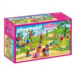 PLAYMOBIL Dollhouse 70212 URODZINY W OGRODZIE