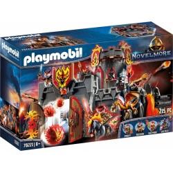 PLAYMOBIL Novelmore 70221 TWIERDZA WOJOWNIKÓW BURNHAM
