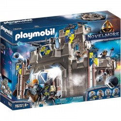 PLAYMOBIL Novelmore 70222 TWIERDZA NOVELMORE