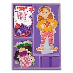 Melissa & Doug - 13552 - Magnetyczna Ubieranka - Dziewczynka Maggie