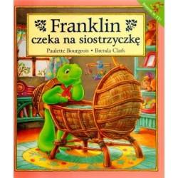 Wyd. Debit Literatura Dziecięca FRANKLIN CZEKA NA SIOSTRZYCZKĘ 672132