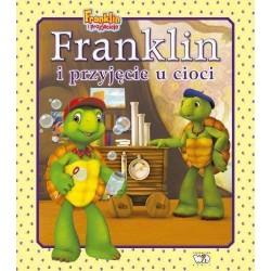 Wyd. Debit Literatura Dziecięca FRANKLIN I PRZYJĘCIE U CIOCI 678127