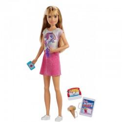 MATTEL Lalka Barbie Skipper Opiekunka Blondynka FXG91