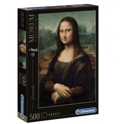 CLEMENTONI Puzzle 500 el. MONA LISA 30363