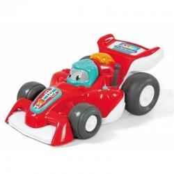 CLEMENTONI BABY Autko Roberto, Mistrz Wyścigów Na Sterowanie 50656