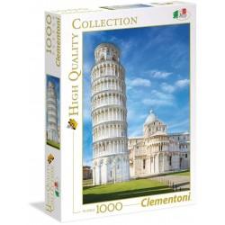 CLEMENTONI Puzzle 1000 el. Krzywa Wieża w Pizie 39455