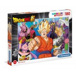 CLEMENTONI Puzzle 180 el. SuperColor Dragon Ball 29755