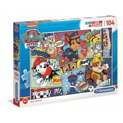 CLEMENTONI Puzzle 104 el. PSI PATROL 27261