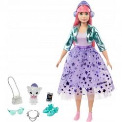 MATTEL Lalka Barbie Princess Adventure Lalka Daisy GML77