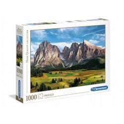 CLEMENTONI Puzzle 1000 el. High Quality Collection KORONA ALP 39414