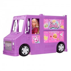 Mattel BARBIE You Can Be Anything FOOD TRUCK GMW07