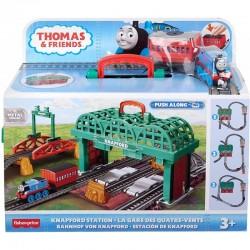 Fisher-Price TOMEK I PRZYJACIELE Trackmaster STACJA GRODKOWO GHK74