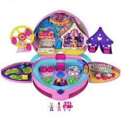 Mattel Polly Pocket Park Rozrywki - Plecak GKL60