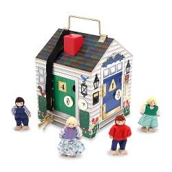 Melissa & Doug - 12505 - Domek z Dzwonkami