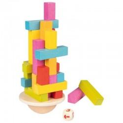 GOKI Gra Zręcznościowa Balansująca Wieża 56795