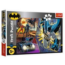 TREFL Puzzle 100 Elementów BATMAN 16394
