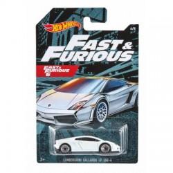 HOT WHEELS Fast&Furious 6 LAMBORGHINI GALLARDO LP 560-4 GJV60