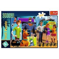 TREFL Puzzle 100 Elementów SCOOBY DOO! 16391